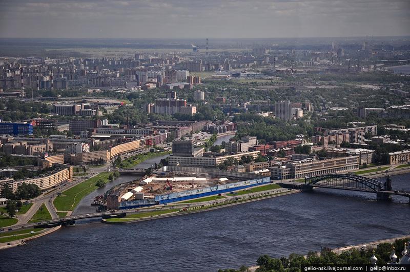 Охта-центр