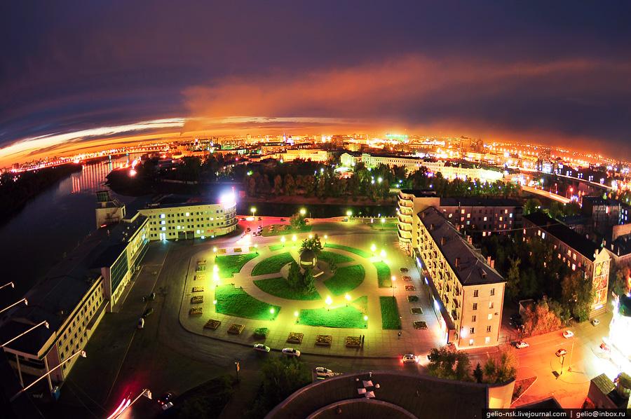 Площадь И.Д. Бухгольца
