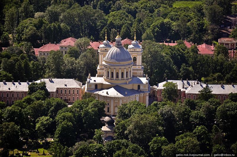 Александро-Невская Лавра. Троицкий собор