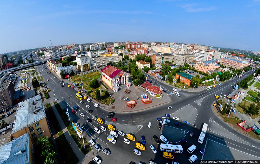 Главная площадь Омска