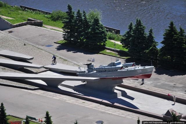 Мемориал военным морякам Балтики