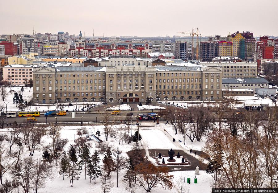 ОмГУПС (Омский университет путей сообщения)