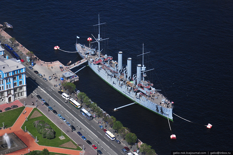 "Крейсер 1-го ранга ""Аврора"""