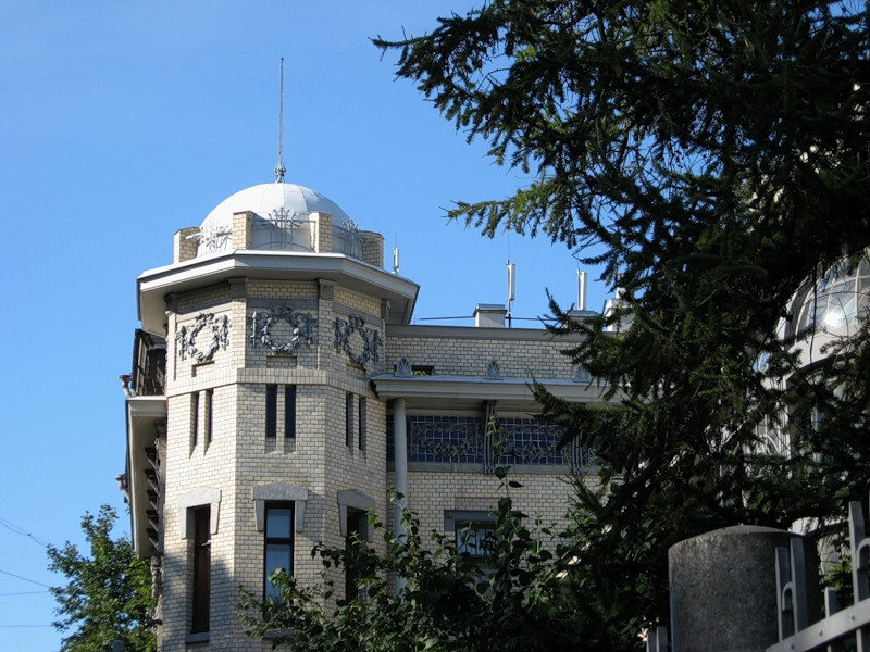 Особняк Кшесинской
