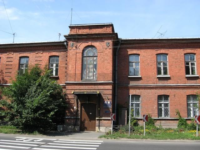 Старый жилфонд в Кронштадте