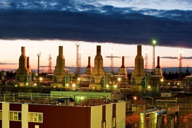 Комсомольское месторождение Газпром добыча Ноябрьск