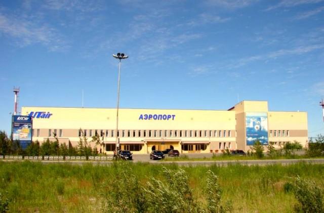 Аэропорт Ноябрьска