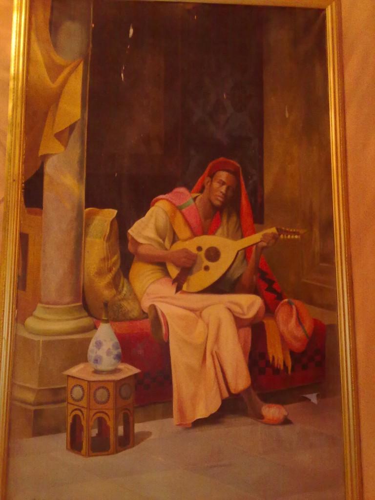 Дух прошлого в Каире