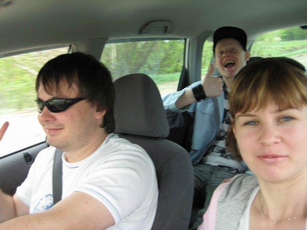 Вожу жену и брата её по Екатеринбургу