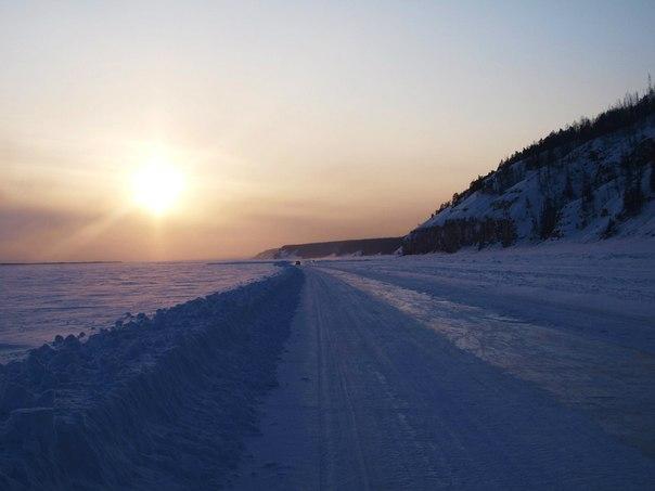 Вот немного летнего и зимнего пейзажа
