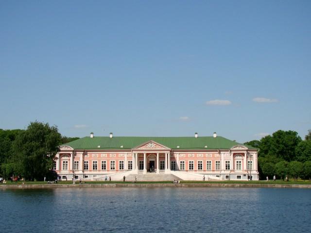 Усадьба Кусково – архитектурно-парковое наследие рода Шереметевых