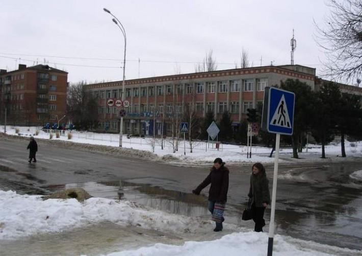 Темрюк. Улица Ленина