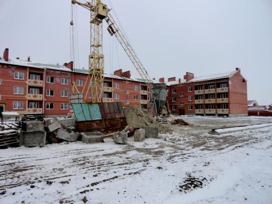 Строительство комплекса на углу ул. Воронцова - Ярославская