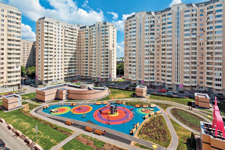 Агентство элитной недвижимости в Москве  Knight Frank