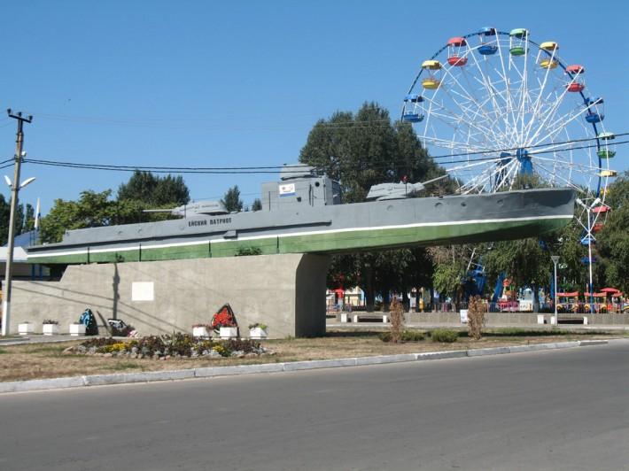 Мемориальный музей в парке им. Поддубного