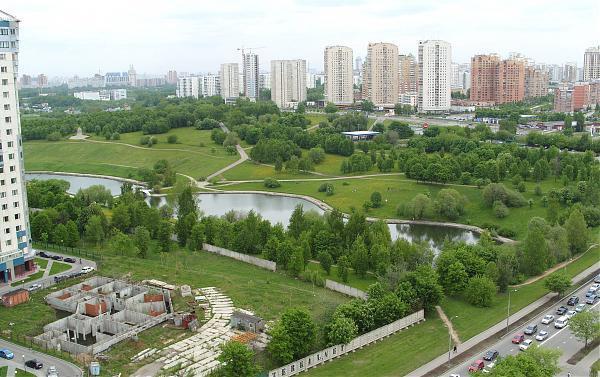 Район Проспект Вернадского