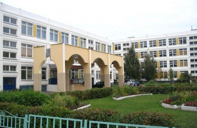 Гимназия №1591 в Новокосино