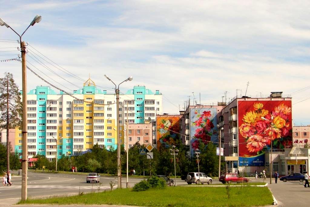 фото города ямала