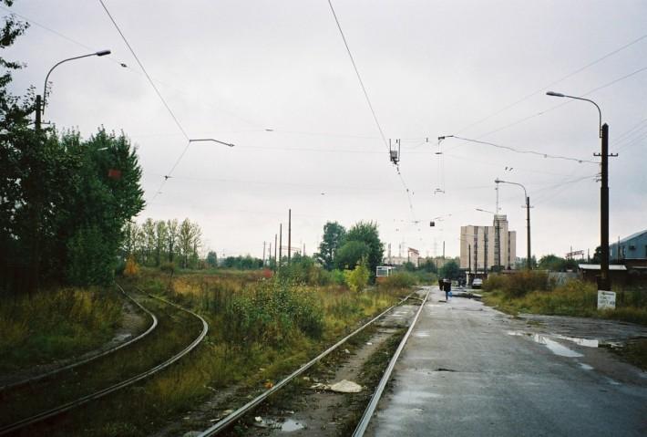 Ж\д станция Броневая