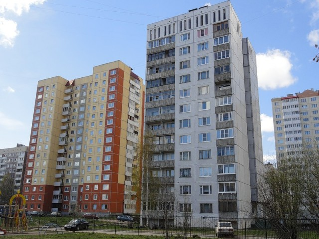 строительство в Невском районе