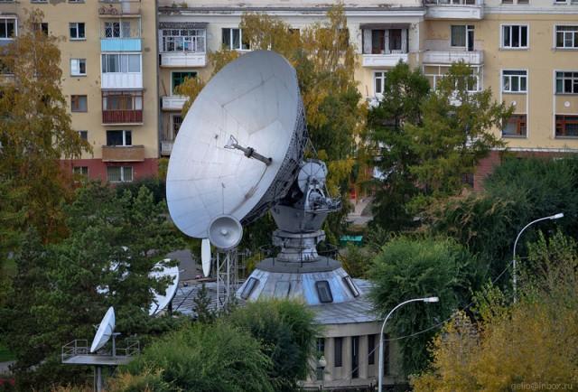 """Приемная телевизионная станция """"Орбита"""""""