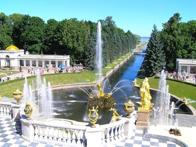 Петергофский парк