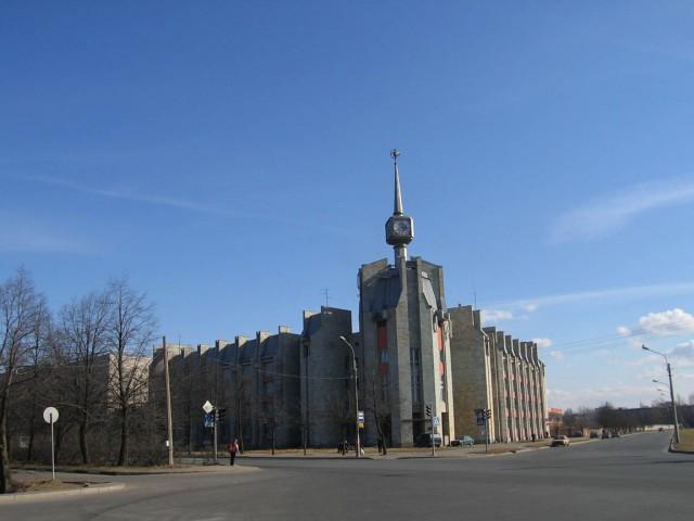 Петродворцовый часовой завод