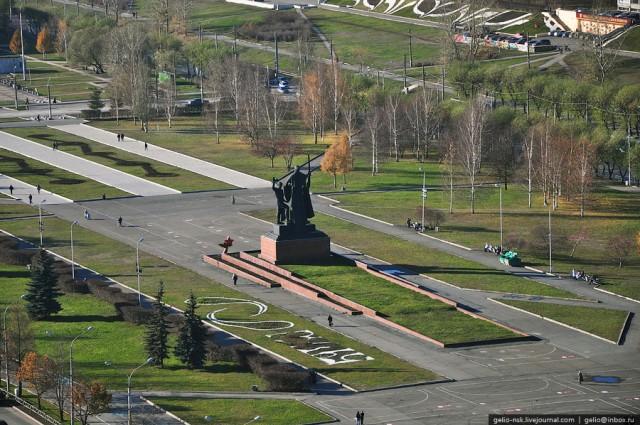 Памятник Единству фронта и тыла