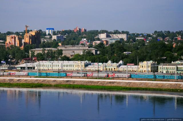 Вокзал Иркутск-пассажирский