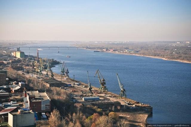Железнодорожная станция Пермь 2 - Перевалка. Грузовой речпорт