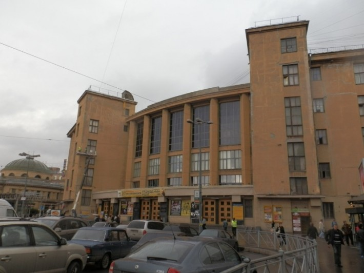 Дворец культуры им. Горького