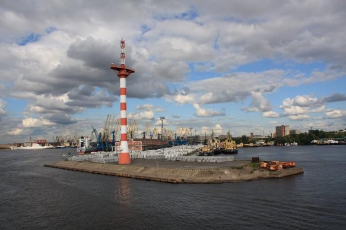 Большой порт