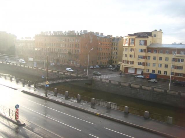 Обводный канал, старый фонд