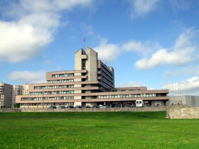Здание Администрации Красносельского района