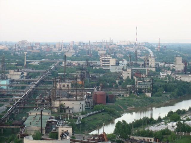 Дзержинск. Корунд