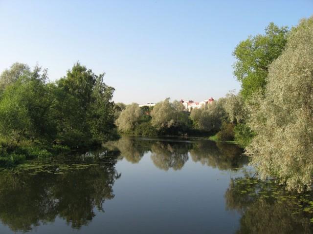 Парк в Колпино