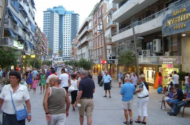 """Вот сами улочки """"старого города"""""""