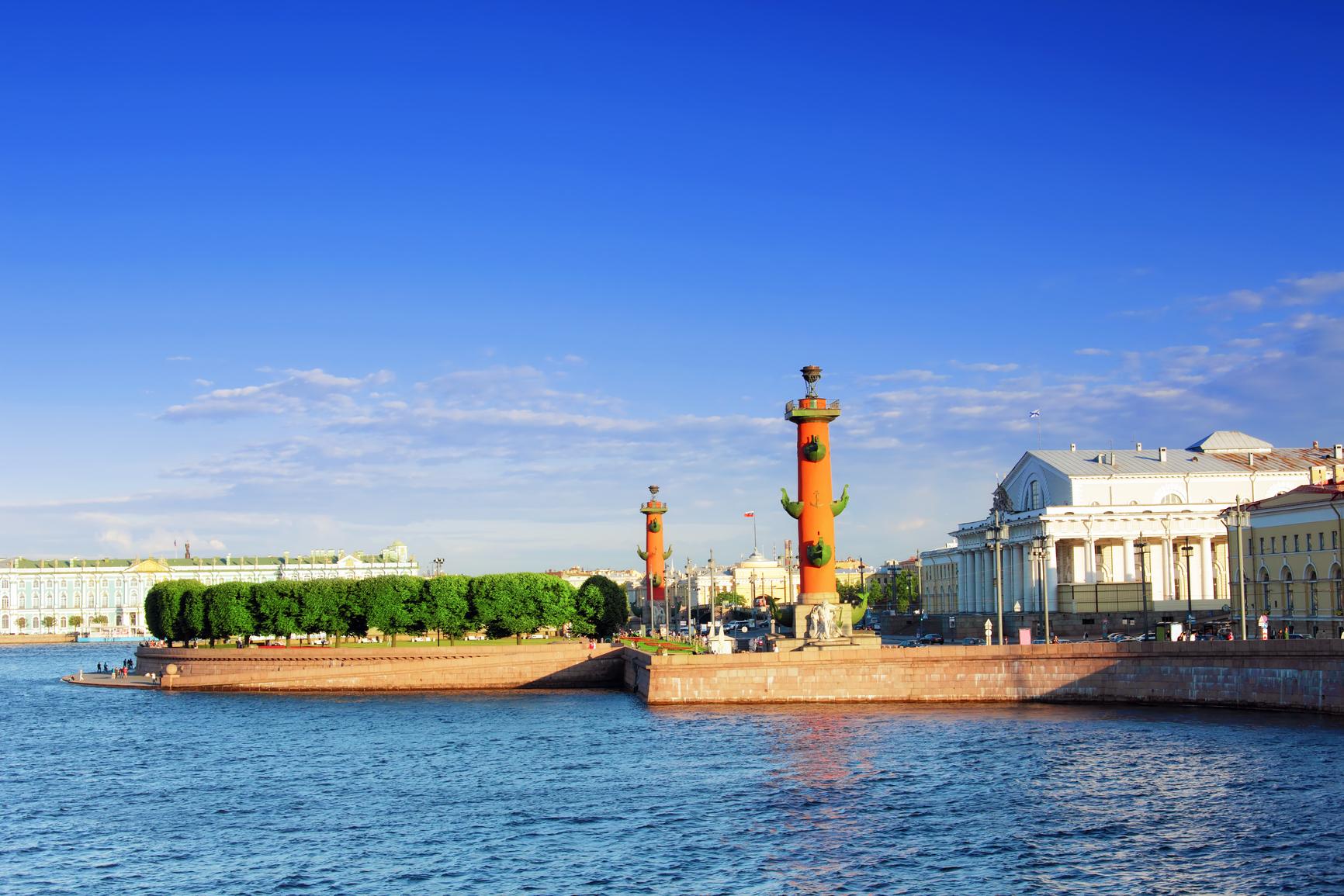 чистая экология города россии