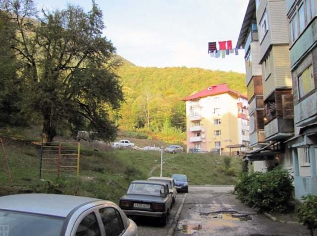 Красная Поляна, дом на ул. Защитников Кавказа