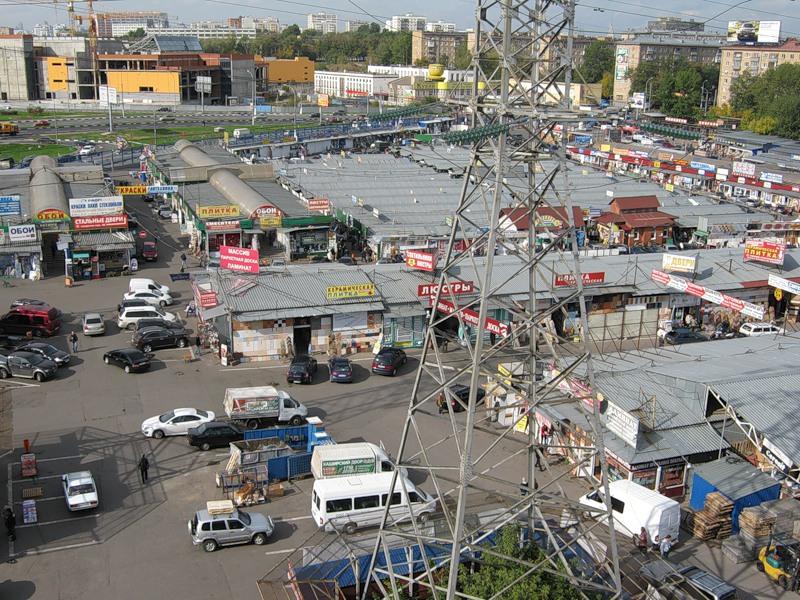 Строительный рынок «Каширский