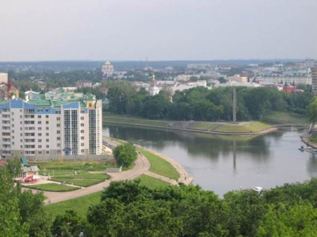Заводской район Орла