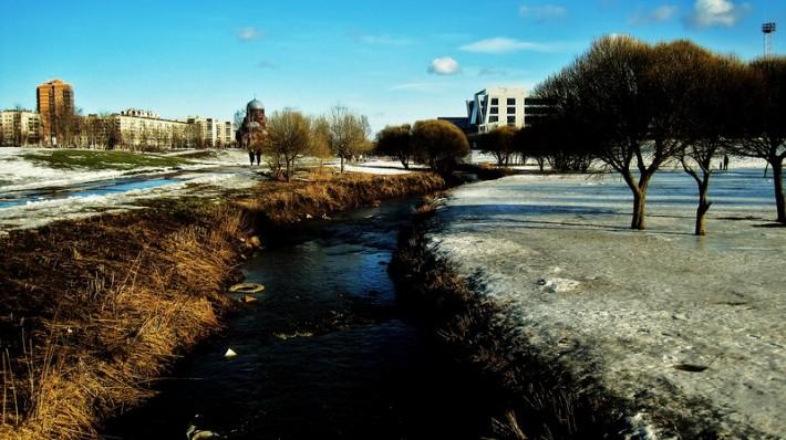 Муринский ручей.
