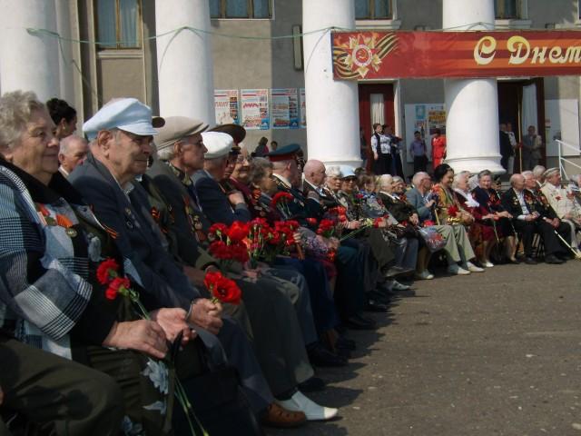 9 мая 2012г в Дзержинске