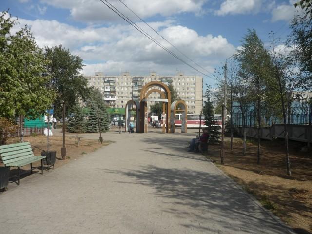 Бульвар Космонавтов