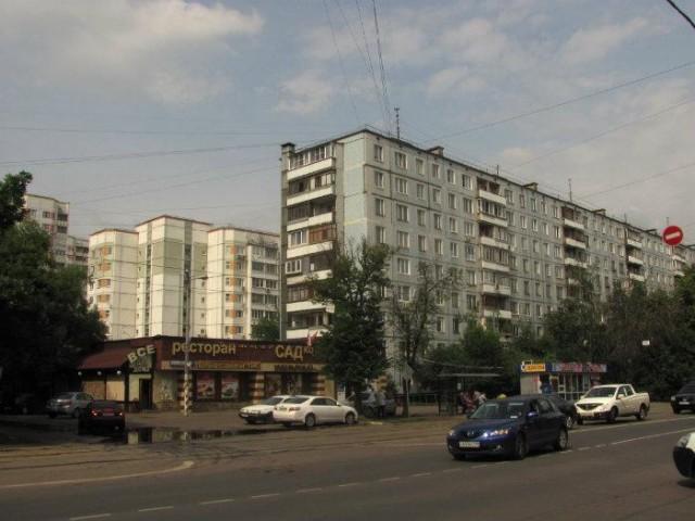 Ул. Александра и Зои Космодемьянских