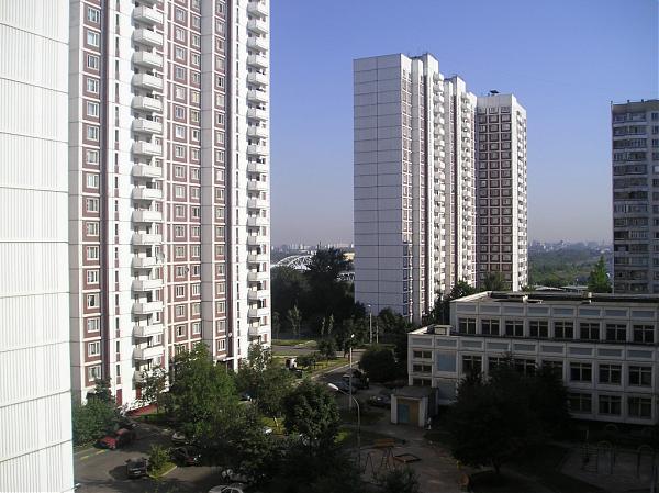 Молодежный жилой комплекс «Сабурово», 1987 г.
