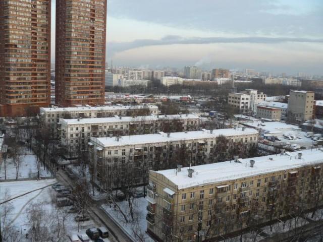 Восточная часть Тимирязевского района