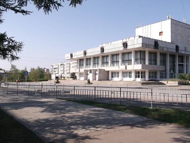 Драмтеатр города Дзержинска