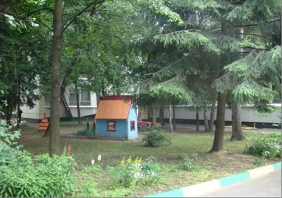 Детский сад в Чертаново Южном