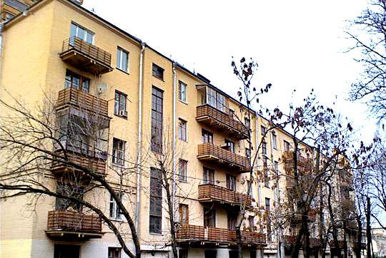 Общежитие в Войковском районе